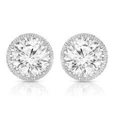 cubic zirconia earrings top product reviews for collette z sterling silver cut cubic