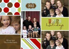 instagram photo collage christmas card multi photo holiday card