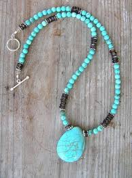 simple turquoise necklace images Best 25 turquoise necklace ideas diy jewellery box jpg