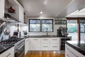 beadboard kitchen cabinet kitchen contemporary with white ceiling