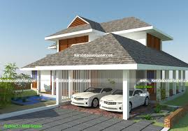 sloping roof designs u0026 european style home sloping roof 1829 sq ft