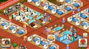 hotel story resort simulation mod money apk download free for