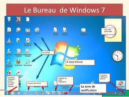 application bureau windows 7 ordinateur de bureau windows 7