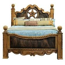 Best Cowhidefurniture Images On Pinterest Western Furniture - Cowhide bedroom furniture