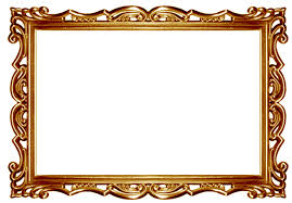 gold frame clipart the cliparts