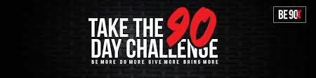 Of Challenge Be 90x Challenge Valley Bible Church