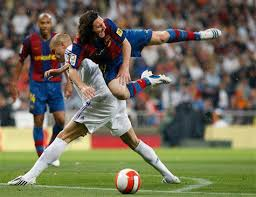 Keunikan yang terjadi di el clasico (Barcelona vs real madrid)