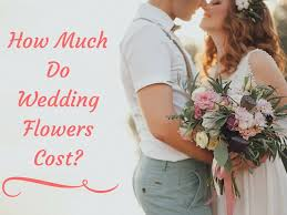 wedding bouquet cost how much do wedding flowers cost in 2017
