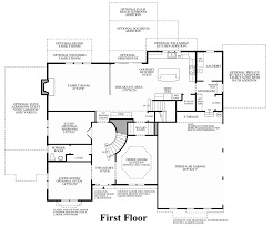 View House Plans by Preserve At Marvin The Hampton Home Design