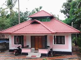 Low Cost Home Building 11 Lakhs 3bhk 800sqft Low Cost House At Shornur Building Designers