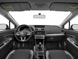subaru touring interior 2017 subaru crosstrek price trims options specs photos