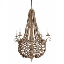 Crystal Chandelier Canada Furniture Awesome Metal Chandelier With Wood Beads Pendant Lamp