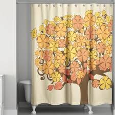 buy shower curtains with trees from bed bath beyond