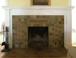Arts And Crafts Style Kitchen Cabinets by Fireplaces U2014 Pasadena Craftsman Tile