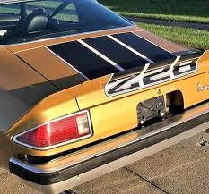 chevrolet camaro 1974 1974 chevrolet camaro z28 classiccars com journal