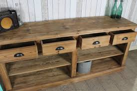 reclaimed pine sideboard the canterbury
