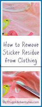 How To Remove Crayon From Walls by Best 25 Remove Stickers Ideas On Pinterest Remove Sticky Labels