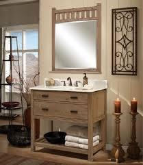 Wooden Bathroom Vanities by 15 Antique And Ancient Weathered Wood Bathroom Vanity Ideas