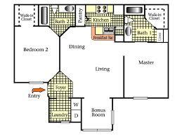 two bed two bath floor plans 2 bed 2 bath apartment in orlando fl ridge club affordable