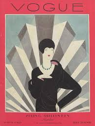 site deco vintage from the archives art deco in vogue vogue
