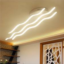 Acrylic Ceiling Light Innovative Design Modern Led Acrylic Shop Decorative Whirlpool