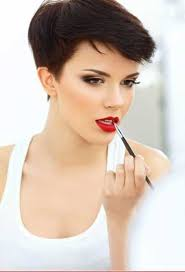 hairstyles back view only trendy pixie style short haircuts for the season short haircuts back