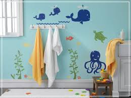 toddler bathroom ideas this bathroom paint the walls blue and add fish and it