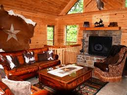 huge luxury log cabin w private tub grill fireplace lots of