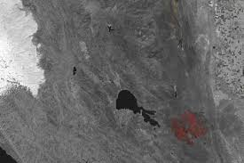 Western Us Wildfires 2015 by Wildfires In The West Image Of The Day