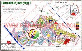 Islamabad Map Multan Maps Paras Estates