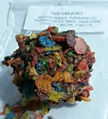 www edible peanut butter and fruity pebbles bud delight edible review oc