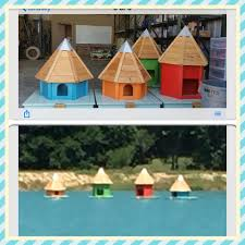 Mallard Duck Home Decor Floating Duck House Plans Chuckturner Us Chuckturner Us