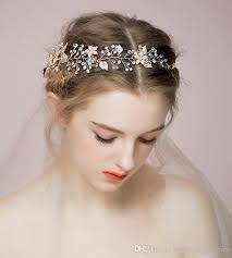 handmade tiaras cheap wedding hair vines for brides tiaras bridal accessories hair
