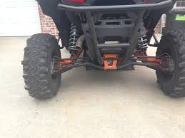 2017 xpt lower radius rod bent already polaris rzr forum