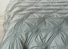 bedding set charcoal grey bedding charitable gray white duvet