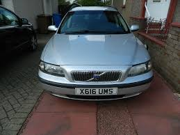 2000 x reg volvo v70 estate 2 4 petrol 5 speed manual gearbox