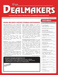 dealmakers magazine august 29 2014 by the dealmakers magazine