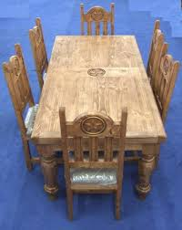 Western Style Dining Room Sets Rustic Furniture Depot Home