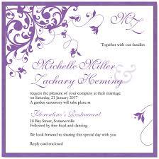 wedding announcement templates luxury wedding invitation templates lilac wedding invitation design