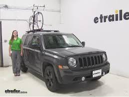 jeep patriot nerf bars rockymounts roof bike racks review 2015 jeep patriot