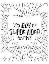 free printable super hero coloring pages design