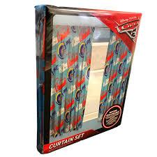 Boys Ready Made Curtains Disney Cars 3 Lightning Readymade Curtains Kids Boys Bedroom 54