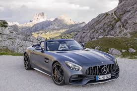 convertible cars mercedes news mercedes amg gt c roadster amgs 547bhp convertible beast