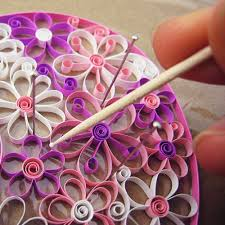quilling designs tutorial pdf quilling flowers pdf pattern tutorial 5 00 via etsy oh how