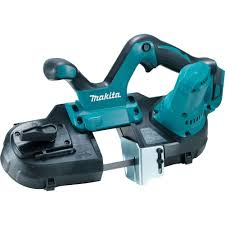 makita 18 volt lxt lithium ion cordless compact band saw tool