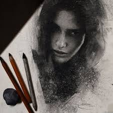 stunning charcoal drawings on paper by casey baugh twistedsifter