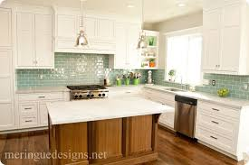 kitchen backsplash subway tile blue green glass tile kitchen backsplash ppi