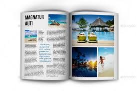 travel magazine images Travel magazine template by happymens graphicriver png