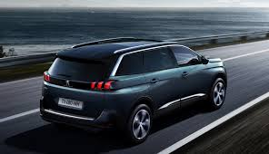 peugeot pars 2017 peugeot 5008 7 seater suv set for paris motor show cartavern com
