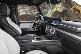 mercedes g wagon red interior this is the interior of the all new mercedes benz g class